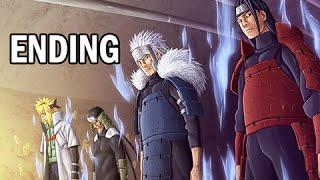 getlinkyoutube.com-Naruto Shippuden: Ultimate Ninja Storm Revolution Walkthrough Part 30 - ENDING + Final Boss