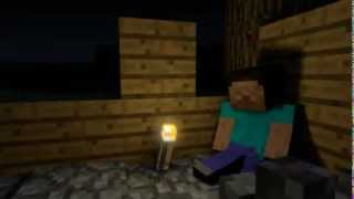 getlinkyoutube.com-Steve & Ender - A Minecraft Animation