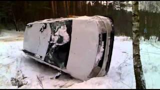 getlinkyoutube.com-Dacia Duster - powrót na koła po dachowaniu (return to the wheels after rolling)