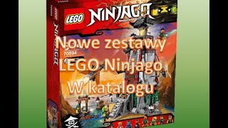 getlinkyoutube.com-Nowe Zestawy LEGO Ninjago w katalogu