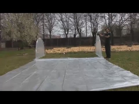 Come costruire una serra da terrazzo tutto per casa - Costruire una serra in casa ...