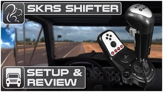 getlinkyoutube.com-SKRS Shifter Setup and Review (18 Speed Transmission for ATS/ETS2)