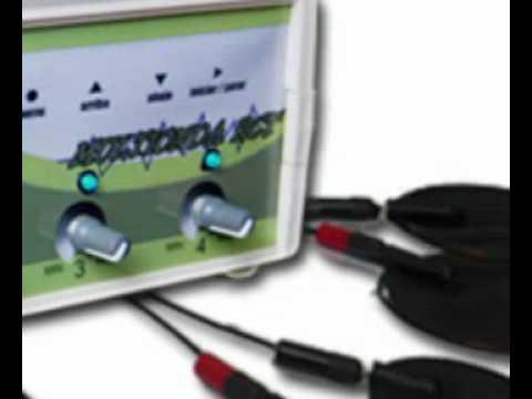 Electroestimulador Ondas Rusas Cuadradas TENS