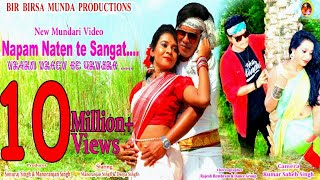 Naapam Naaten Te Sangat II New Mundari Full Video Song II Bir Birsa Munda Production. 2018 - 19