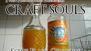 getlinkyoutube.com-CRAFT SOULS - Estus Flask Cocktail!