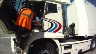 getlinkyoutube.com-Permis EC Vérification vehicule articulé