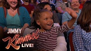 Stephen Curry's Daughter Came to the Show