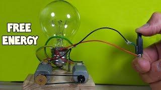 Free Energy Light Bulbs 230V - Using Piezo Igniter width=