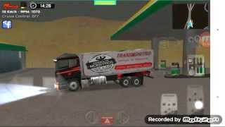 Bug e quebra de asa no GTS(Grand Truck Simulator)