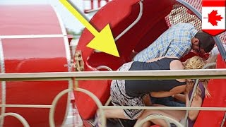 getlinkyoutube.com-Amusement park ride accidents: Sandspit 'Rok-n-Rol' ride nearly kills 15-year-old girl - TomoNews
