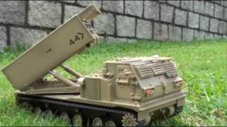 getlinkyoutube.com-Unimax Forces Of Valor 1/24 RC Tanks