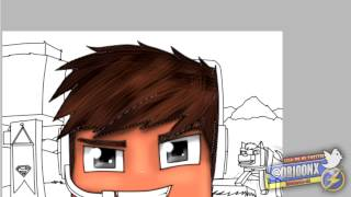getlinkyoutube.com-Speed Art Avatar GGHSNOOB