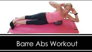 BARRE ABS: with MINI BALL Workout