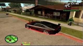 getlinkyoutube.com-GTA SA pimp my car final CLEO mod