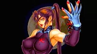 getlinkyoutube.com-Sengoku Blade (1996) FULL Marion Playthrough (Both Paths) SEGA Saturn
