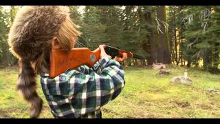 getlinkyoutube.com-Gabriel's First BB Gun