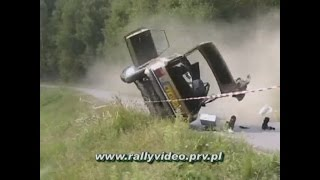 Vido Best of Crashes par Rallyvideo (3698 vues)