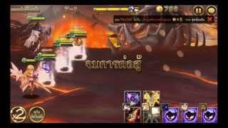 getlinkyoutube.com-Seven Knights [Global] Velika + Hellenia Ruby Farm 7-1 Hard