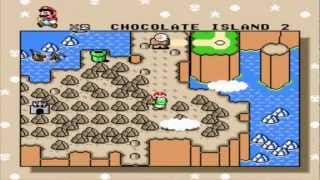 getlinkyoutube.com-Super Mario World - Fase secreta maldita #ZaydonPlays