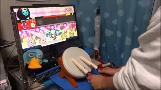 太鼓の達人WiiU(特盛り)千本桜裏 ローテーションフル(二人)