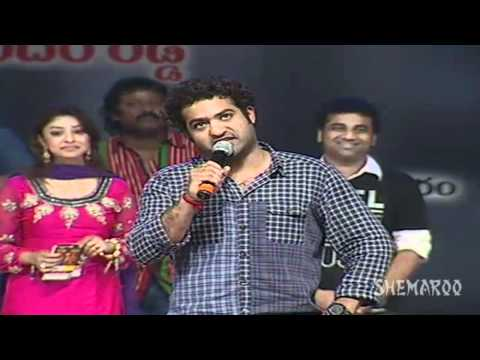 Oosaravelli audio release Part 21