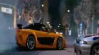 The Fast and the Furious: Tokyo Drift (Music Video) Teriyaki