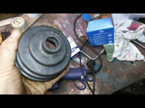 Замена пыльника шруса на форд фокус 2 на пыльник от ваз 2109