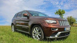 getlinkyoutube.com-Im Test: Jeep Grand Cherokee Summit 3.0 V6 Multijet 4x4 - The ProbefahrtBlog