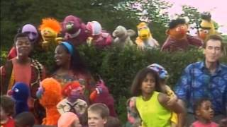 getlinkyoutube.com-Sesame Street's 25th Birthday A Musical Celebration! Part 7 (Last Part)