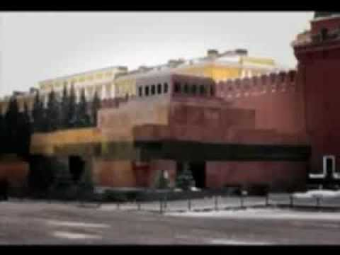 МАВЗОЛЕЙ ЛЕНИНА - МАГИЧЕСКАЯ МАШИНА - ЗИККУРАТ