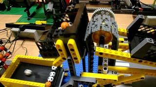 getlinkyoutube.com-LEGO GBC 20 modules 【レゴ】 玉ころがしをつくってみた
