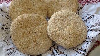 """getlinkyoutube.com-الطريقة المضمونة لتحضير الخبز بالشعير""""المحراش"""" الصحي و المقرمش شهيوات مغربية"""