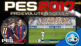getlinkyoutube.com-Descarga PES 2017: Pro Evolution Soccer 2017 Actualizacion 0.9.1 Para Android - Smartphone o Tablet