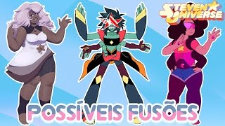 getlinkyoutube.com-Steven Universo - Possíveis Fusões (Fan Fusions) #7