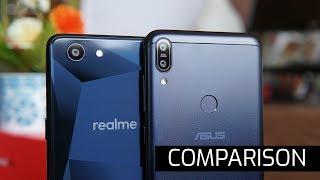 OPPO Realme 1 vs ASUS ZenFone Max Pro Comparison - How do they differ?