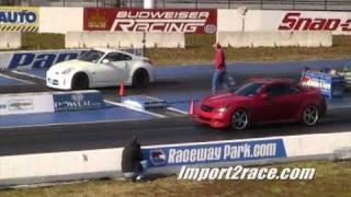 getlinkyoutube.com-Nissan 350Z vs G37 infiniti