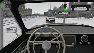 City Car Driving - GAZ-21