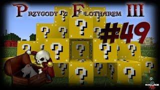 getlinkyoutube.com-Przygody z Flotharem III #49 - 31 LUCKY BLOCK