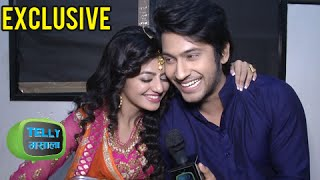 getlinkyoutube.com-Exclusive: Swara & Lakshya aka SwaLak's Fun Interview | Swaragini