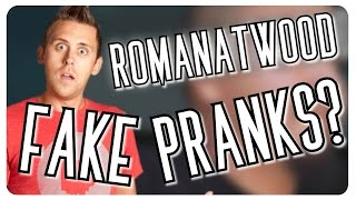 getlinkyoutube.com-IS IT REAL?- RomanAtwood Using Actor For PRANKS? (Real Or Fake)