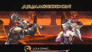 Mortal Kombat Armageddon - Havik Arcade Ladder