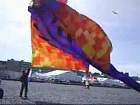 Festival de cerf-volant de Dieppe