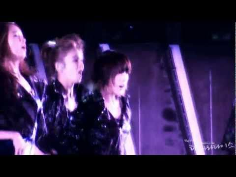 SNSD 1st Japan Tour GIRLS' GENERATION - BAD GIRL (Full ver.)