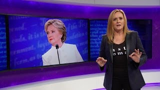 getlinkyoutube.com-Debate 3: The Good, The Bad, The Nasty (Act 1, Part 2) | Full Frontal with Samantha Bee | TBS
