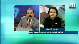 getlinkyoutube.com-Rahul Easwar on 2002 Gujarat Riots, Narendra Modi, Secularism, Victimism - Mathrubhumi