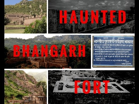 A Haunted Place Bhangarh Rajasthan India p1