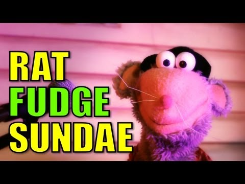 Rat Fudge Sundae - The Choo Choo Bob Show - OFFICIAL Music Video