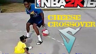 getlinkyoutube.com-NBA 2K16 NEW CHEESE CROSSOVER/BEHIND THE BACK!! CREATE SPACE!