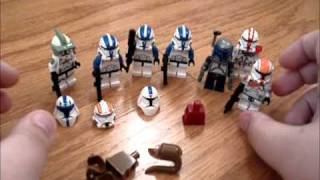 Arealight's New Printed Helmets and CAC Commando Droid Review