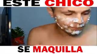 getlinkyoutube.com-Maquillaje Nivel: Dios